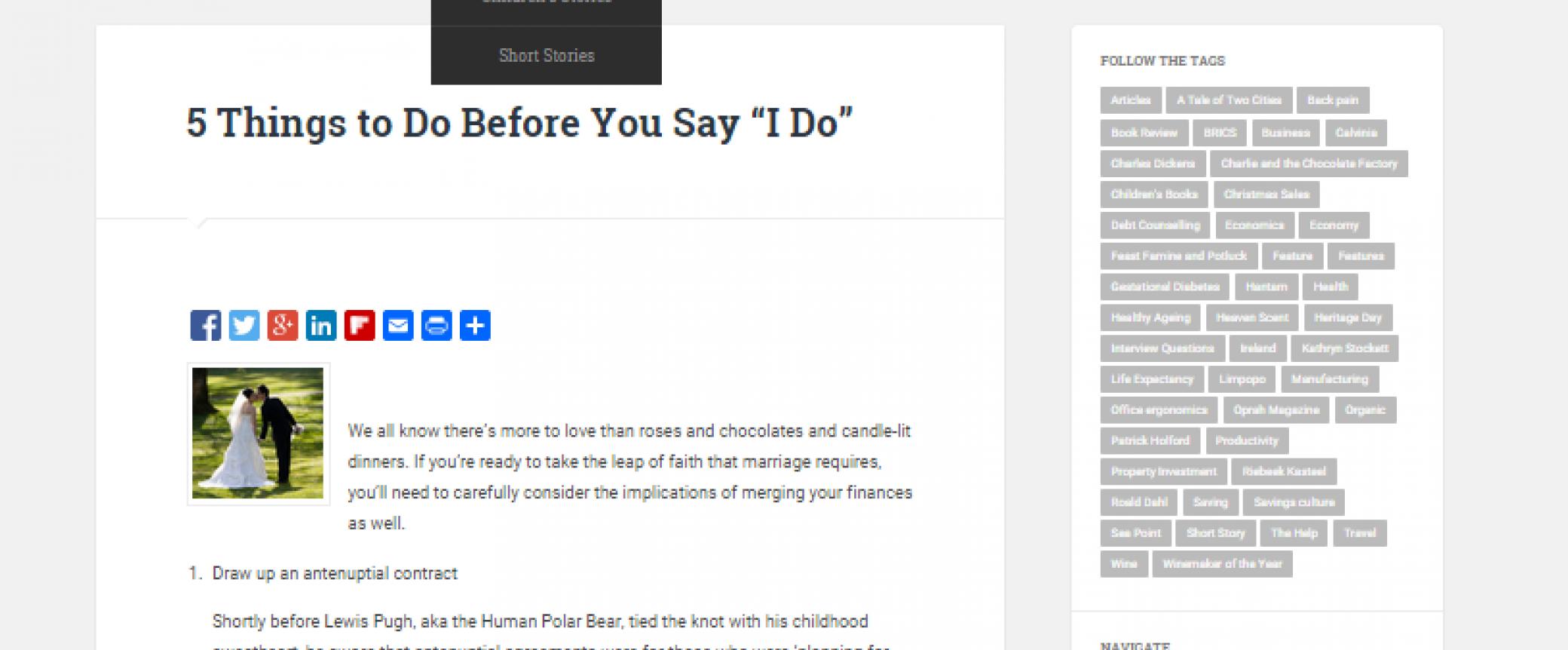 Wordcount Wordpress Article